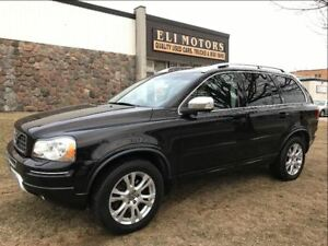 2012 Volvo XC90 PREMIUM PKG.AWD. 7 PASSENGER. REAR A/C. LEATHER.