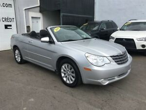 2010 Chrysler Sebring Touring-Decapotable-Tout Equipe-Impeccable