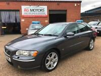 2006 Volvo S60 2.4 D SE ( 163bhp ) ( Euro IV ) Grey 4dr Saloon, *ANY PX WELCOME*