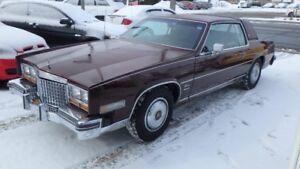 1980 Cadillac Eldorado cadilac eldorado! bonne mécanique, propre