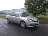 VAUXHALL VECTRA ELITE 1.9 CDTI DIESEL AUTOMATIC ESTATE SILVER 2006 BARGAIN £950 *LOOK* PX/DELIVERY
