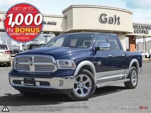 2014 Ram 1500 Laramie LEATHER | ROOF | NAVI | ONLY $294 BI-WEEKL