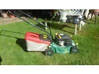 mower rotary very good condition