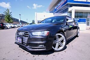 2013 Audi S4 4DR SDN AT PROGRESS