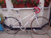 Raleigh Candice Racer bike
