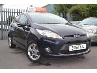 2012 FORD FIESTA 1.25 Zetec 5dr [82] | Yes Cars 4 u Portsmouth