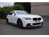 2011 BMW 5 SERIES 3.0 525D M SPORT 4D AUTO 202 BHP M-PERFORMANCE DIESEL
