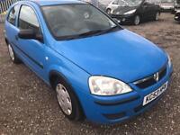 Vauxhall Corsa, 1.0 Petrol, Long Mot, Two Keys, Cheap to tax and Insure