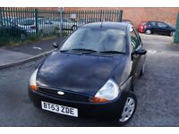 Ford KA 1.3 Collection 3dr LONG MOT-SERVICE HISTORY