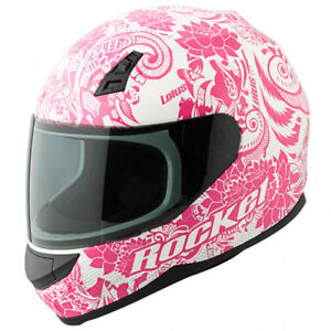 PINK JOE ROCKET HELMET (SMALL)