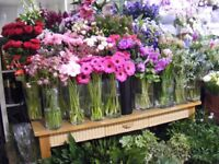 Part time - Delivery Driver job for a independent local florist business