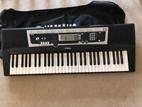 YAMAHA YPT-210 Keyboard + Bag