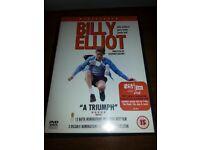 Billy Elliot region 2 DVD.