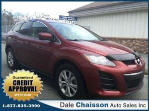 2010 Mazda CX-7 GS (All Wheel Drive)
