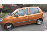 CHEAP DAEWOO MATIZ 0.8 SE LOW MILEAGE