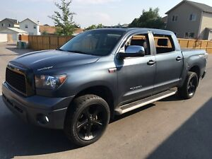 2007 SUPERCHARGED TUNDRA,5.7,CrewMax,sunroof,b cam,505HP,
