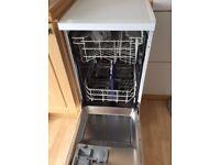 Beko slimline dishwasher excellent condition