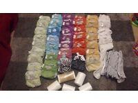 Cloth nappies for sale - Bum genius 4.0
