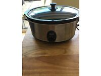 Delta Slow cooker - Good as new.