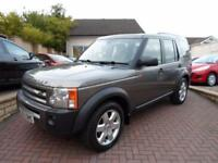 2007 Land Rover Discovery 3 2.7 TD V6 XS 5dr