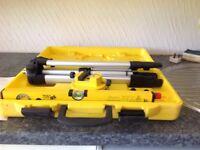 Laser level - heavy duty