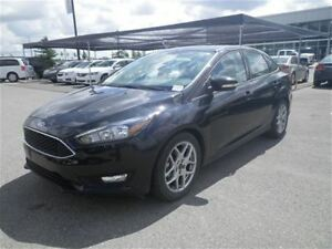 2015 Ford Focus SE Leather Automatic
