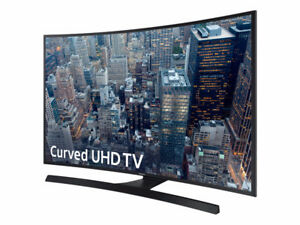 Samsung Smart 4K UHD Curved