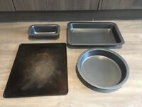 Baking Pans Set