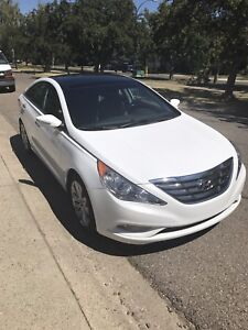 2012 Hyundai Sonata Limited 2.0L Turbo with Navigation