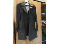 Superdry Womens 3/4 length jacket FOR SALE!