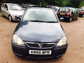 Vauxhall CORSA 1.2 ideal first or family car nationwide delivery 895