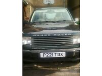 Range rover v8 project swap for another project