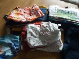 Girls clothes bundle 5-6yrs 6-7years