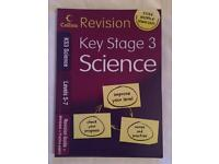 Ks3 science revision guide + workbook+ practice papers