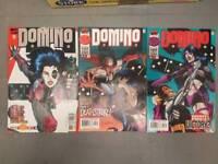 Domino 1-3 complete mini series