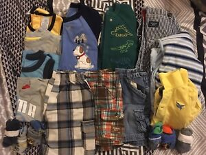 Boys 9-12 month lot