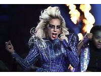 LADY GAGA TICKETS for MANCHESTER 17th October - £99 each