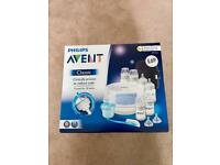 Philips Avent Classic + breast pump