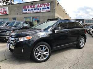 2013 Ford Edge ***** FORD EXTENDED WARRANTY TILL MARCH 2019 OR 1