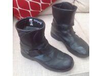Prexport motorcycle boots