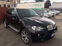 BMW X5 3.0 35d M Sport xDrive 5dr£12,995 p/x welcome FREE WARRANTY. NEW MOT