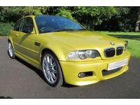 2002 BMW e46 M3 (83k miles)