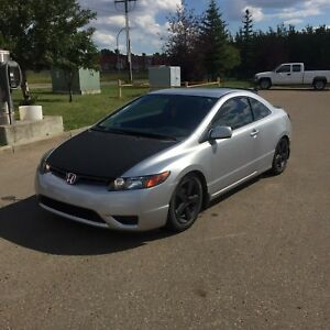 2007 Honda Civic Coupe $5500