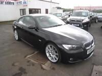BMW 325 3.0 M Sport Coupe 2 Door Auto. Red Leather. Sun Roof. Service History
