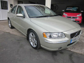 2006 Volvo S60 2.4 ( 185bhp ) D5 SE ***PURE LUXURY - LOW MILEAGE DIESEL***
