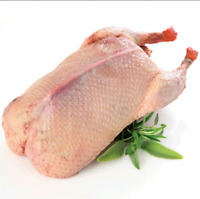 Ready to cook duck meat! Muscovy plus