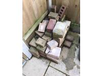 Small quantity of quarry tiles - FREE