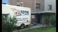 Total Moving is serving the Grand Bend area locally!