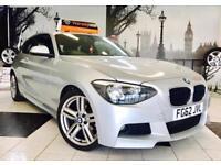 ★🎈NEW IN🎈★ 2012 BMW 1 SERIES 118D M SPORT DIESEL ★ MOT FEB 2018 ★ ONLY 66K MILES ★ KWIKI AUTOS★
