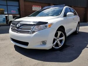 2011 Toyota Venza TOURING PKG LEATHER, PANORAMIC ROOFS!!!